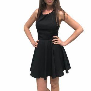 Double Zero- Little Black Dress